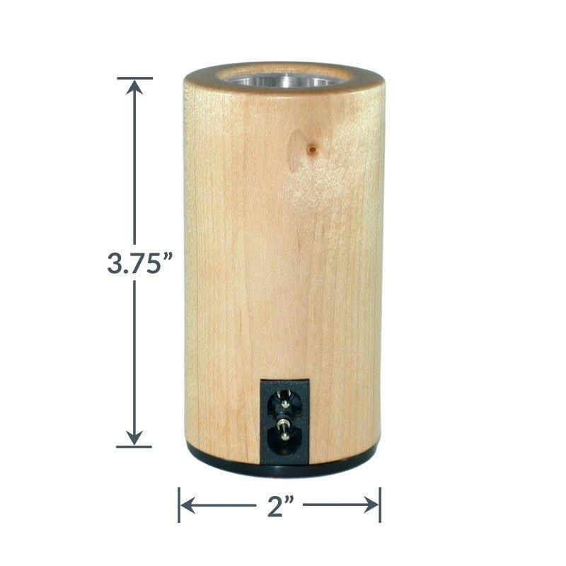 Maple E-nano Vaporizer (scale)
