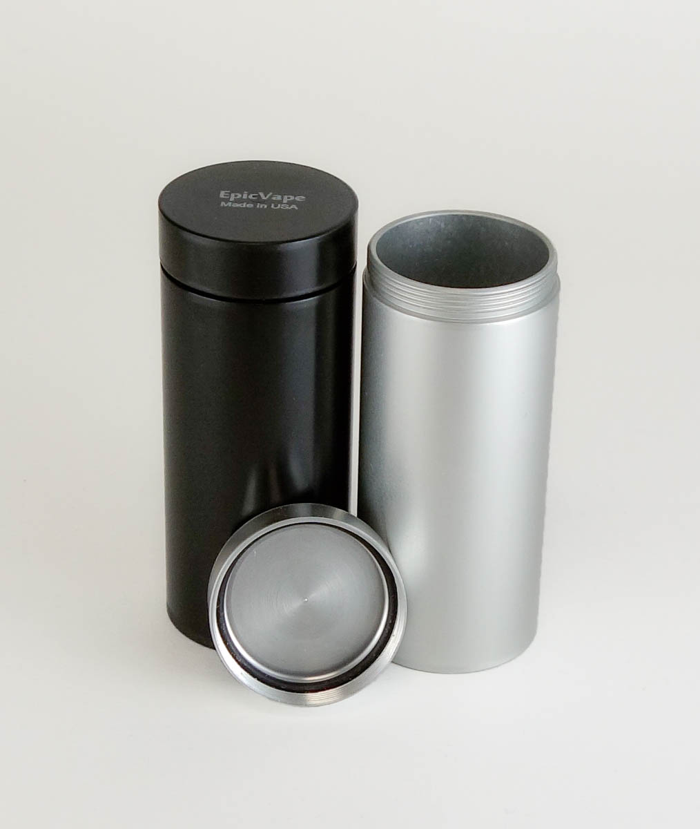 airtight aluminum storage container