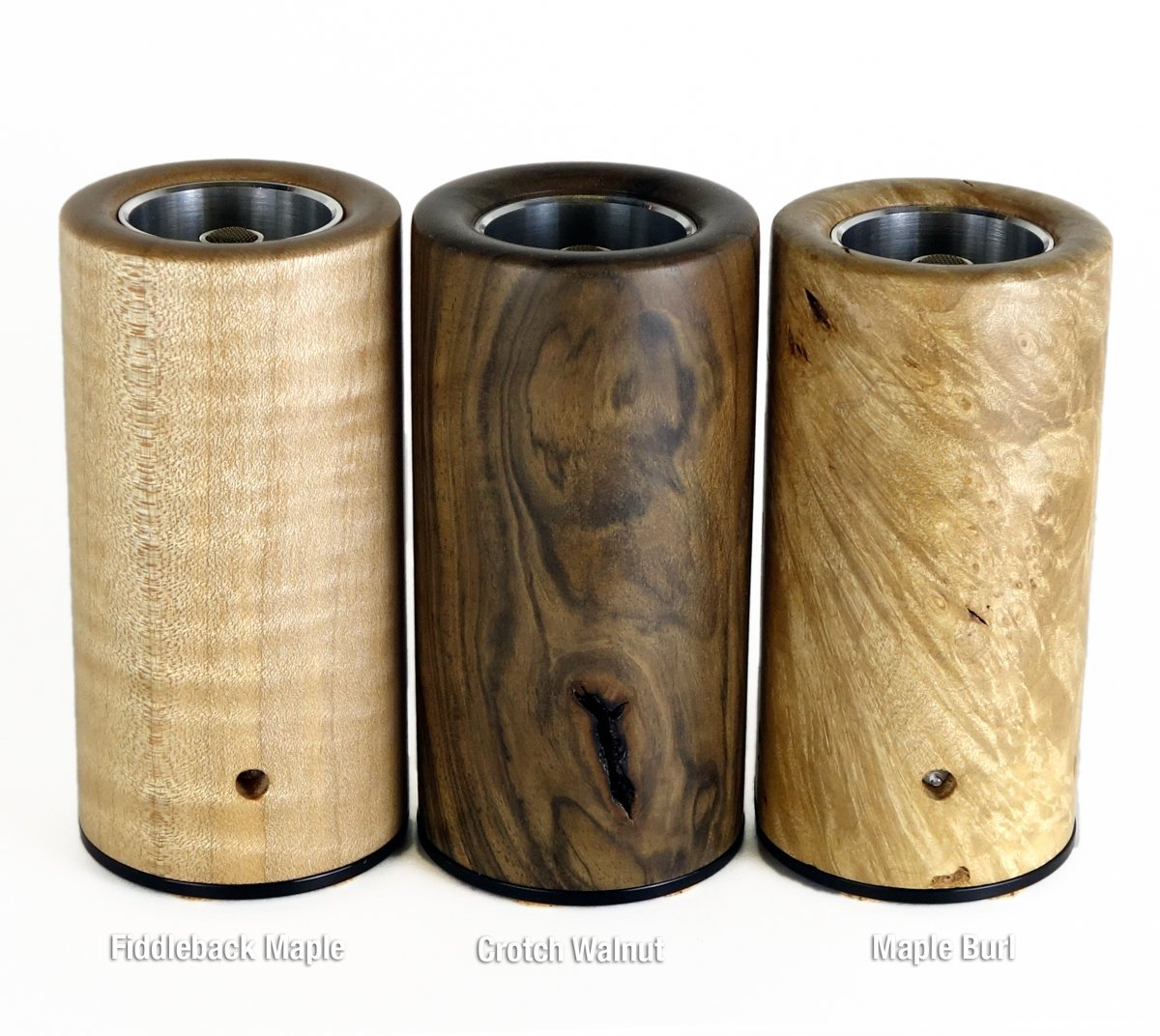 exotic wood vaporizer kit