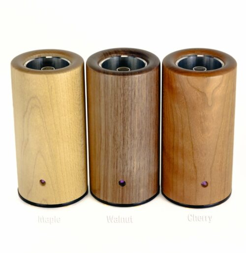 premium wood vaporizer kit