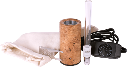 E-Nano Exotic Wood Vaporizer Kit
