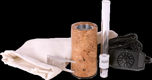 E-Nano Exotic Wood Vaporizer Kit
